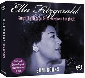 SINGS GERSHWIN'S SONGBOOK[輸入盤]/ELLA FITZGERALD[CD]【返品種別A】