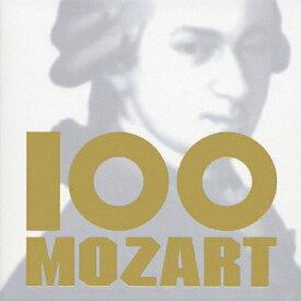 100曲モーツァルト/オムニバス(クラシック)[CD]【返品種別A】