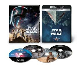 【送料無料】スター・ウォーズ/スカイウォーカーの夜明け 4K UHD MovieNEX[4KUHD&3D Blu-Ray&2Blu-ray]/デイジー・リドリー[Blu-ray]【返品種別A】