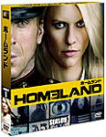 【送料無料】HOMELAND/ホームランド シーズン1 <SEASONSコンパクト・ボックス>/クレア・デインズ[DVD]【返品種別A】
