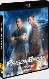 【送料無料】プリズン・ブレイク シーズン4<SEASONS ブルーレイ・ボックス>/ウェントワース・ミラー[Blu-ray]【返品種別A】