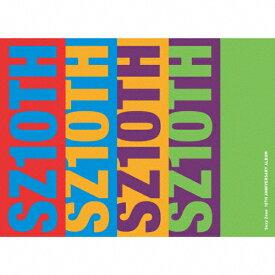 【送料無料】[枚数限定][限定盤]SZ10TH(初回限定盤B)【2CD+DVD+ステッカー】/Sexy Zone[CD+DVD]【返品種別A】