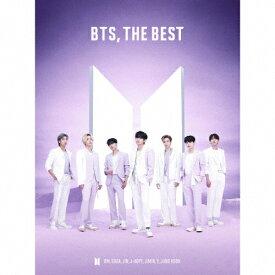 【送料無料】[限定盤]BTS, THE BEST(初回限定盤A)[初回仕様]/BTS[CD+Blu-ray]【返品種別A】