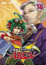 【送料無料】遊☆戯☆王ARC-V TURN-16/アニメーション[DVD]【返品種別A】
