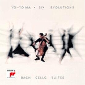 SIX EVOLUTIONS - BACH:CELLO SUITES【輸入盤】▼/YO-YO MA[CD]【返品種別A】