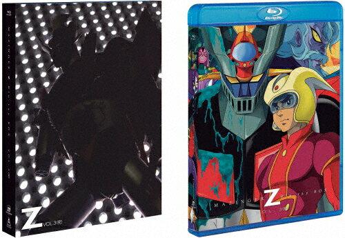 【送料無料】[枚数限定][限定版]マジンガーZ Blu-ray BOX VOL.3/アニメーション[Blu-ray]【返品種別A】