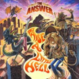 RAISE A LITTLE HELL【輸入盤】▼/THE ANSWER[CD]【返品種別A】
