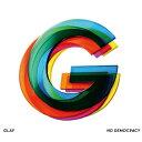 【送料無料】NO DEMOCRACY(CD+DVD盤)/GLAY[CD+DVD]【返品種別A】