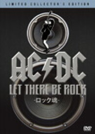 AC/DC:LET THERE BE ROCK-ロック魂-/AC/DC[DVD]【返品種別A】