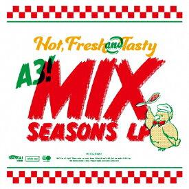 【送料無料】A3! MIX SEASONS LP/ゲーム・ミュージック[CD]通常盤【返品種別A】