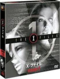 【送料無料】X-ファイル シーズン1 <SEASONSコンパクト・ボックス>/デイビッド・ドゥカブニー[DVD]【返品種別A】