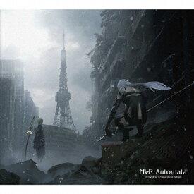 【送料無料】NieR:Automata Orchestral Arrangement Album/ゲーム・ミュージック[CD]【返品種別A】