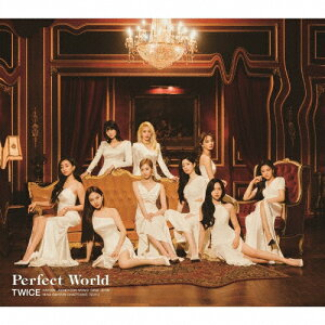 PerfectWorld(初回限定盤A) TWICE WPZL-31871/2