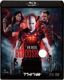 【送料無料】ブラッドショット ブルーレイ&DVDセット/ヴィン・ディーゼル[Blu-ray]【返品種別A】