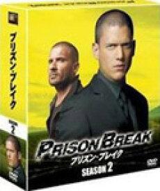 【送料無料】プリズン・ブレイク シーズン2 <SEASONSコンパクト・ボックス>/ウェントワース・ミラー[DVD]【返品種別A】