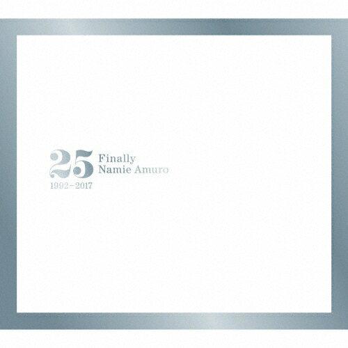 【送料無料】Finally(CD3枚組+Blu-ray)/安室奈美恵[CD+Blu-ray]【返品種別A】