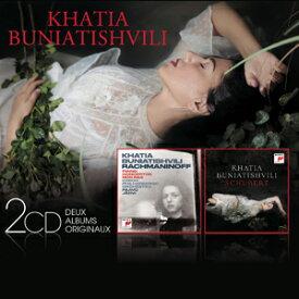ラフマニノフ/シューベルト 【輸入盤】▼/カティア・ブニアティシヴィリ[CD]【返品種別A】