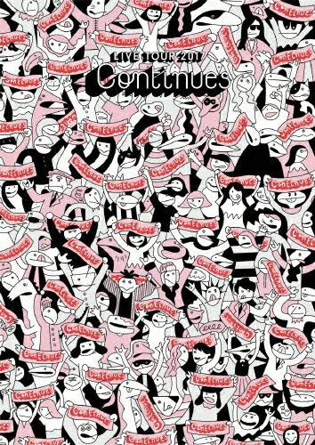 """【送料無料】Live Tour """"Continues""""(通常盤)【DVD】/星野源[DVD]【返品種別A】"""