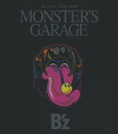"【送料無料】B'z LIVE-GYM 2006""MONSTER'S GARAGE""/B'z[Blu-ray]【返品種別A】"