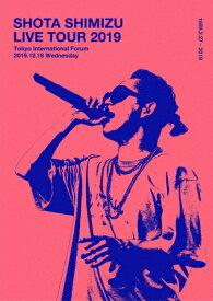 【送料無料】SHOTA SHIMIZU LIVE TOUR 2019【DVD】/清水翔太[DVD]【返品種別A】