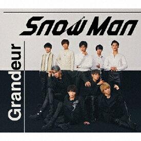 [枚数限定][限定盤]Grandeur(初回盤A)/Snow Man[CD+DVD]【返品種別A】