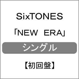 [限定盤][先着特典付]NEW ERA(初回盤)/SixTONES[CD+DVD]【返品種別A】