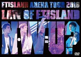 【送料無料】Arena Tour 2016 -Law of FTISLAND:N.W.U-/FTISLAND[DVD]【返品種別A】