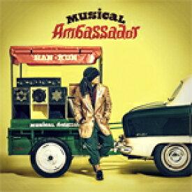 【送料無料】[枚数限定][限定盤]Musical Ambassador(初回限定盤)/HAN-KUN[CD+DVD]【返品種別A】