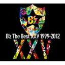 【送料無料】[枚数限定][限定盤]B'z The Best XXV 1999-2012(初回限定盤)/B'z[CD+DVD]【返品種別A】