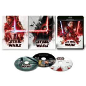 【送料無料】[枚数限定][限定版]スター・ウォーズ/最後のジェダイ MovieNEX【初回版】[2Blu-ray&DVD]/マーク・ハミル[Blu-ray]【返品種別A】