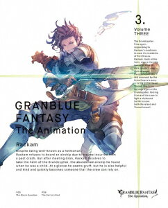 GRANBLUEFANTASYTheAnimation3(完全生産限定版)|アニメーション|ANZX-11845/6