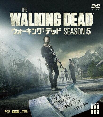 【送料無料】ウォーキング・デッド コンパクト DVD-BOX シーズン5/アンドリュー・リンカーン[DVD]【返品種別A】
