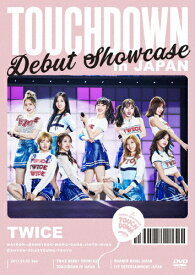 "【送料無料】TWICE DEBUT SHOWCASE""Touchdown in JAPAN""/TWICE[DVD]【返品種別A】"