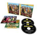 【送料無料】サージェント・ペパーズ・ロンリー・ハーツ・クラブ・バンド(2CD)/ザ・ビートルズ[SHM-CD]【返品種別A】