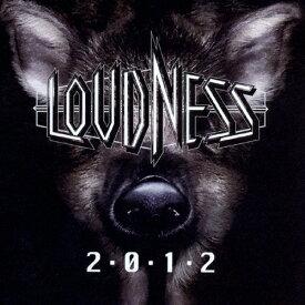 2・0・1・2/LOUDNESS[SHM-CD]【返品種別A】