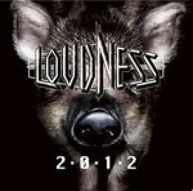2・0・1・2/LOUDNESS[CD]【返品種別A】