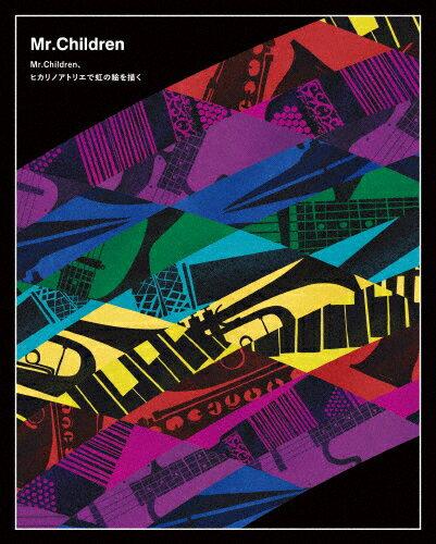 【送料無料】Live&Documentary 「Mr.Children、ヒカリノアトリエで虹の絵を描く」 (Blu-ray)/Mr.Children[Blu-ray]【返品種別A】
