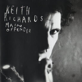 MAIN OFFENDER【輸入盤】【アナログ盤】▼/KEITH RICHARDS[ETC]【返品種別A】