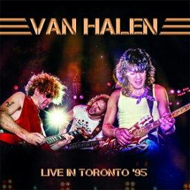 LIVE IN TORONTO '95 【輸入盤】▼/VAN HALEN[CD]【返品種別A】