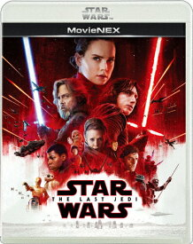 【送料無料】スター・ウォーズ/最後のジェダイ MovieNEX【通常版】[2Blu-ray&DVD]/マーク・ハミル[Blu-ray]【返品種別A】