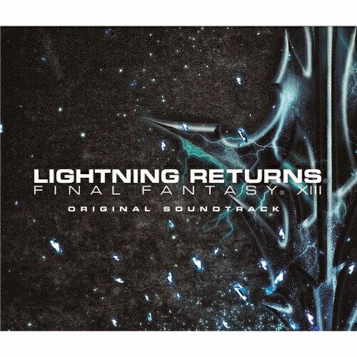 【送料無料】LIGHTNING RETURNS:FINAL FANTASY XIII オリジナル・サウンドトラック/ゲーム・ミュージック[CD]【返品種別A】