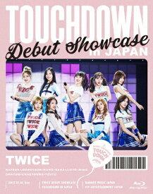 """【送料無料】TWICE DEBUT SHOWCASE""""Touchdown in JAPAN""""/TWICE[Blu-ray]【返品種別A】"""