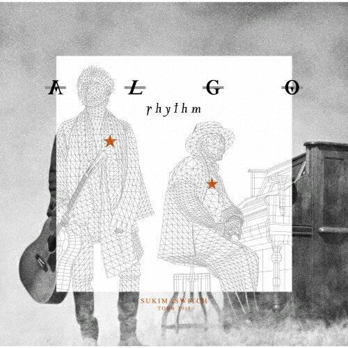 """【送料無料】[初回仕様]SUKIMASWITCH TOUR 2018 """"ALGOrhythm""""【CD】/スキマスイッチ[CD]【返品種別A】"""