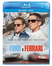【送料無料】フォードvsフェラーリ ブルーレイ+DVDセット/マット・デイモン[Blu-ray]【返品種別A】
