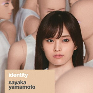 Identity(通常盤)|山本彩|YRCS-95089