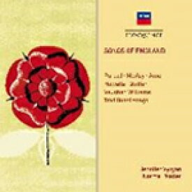 SONGS OF ENGLAND【輸入盤】▼/JENNIFER VYVYAN[CD]【返品種別A】