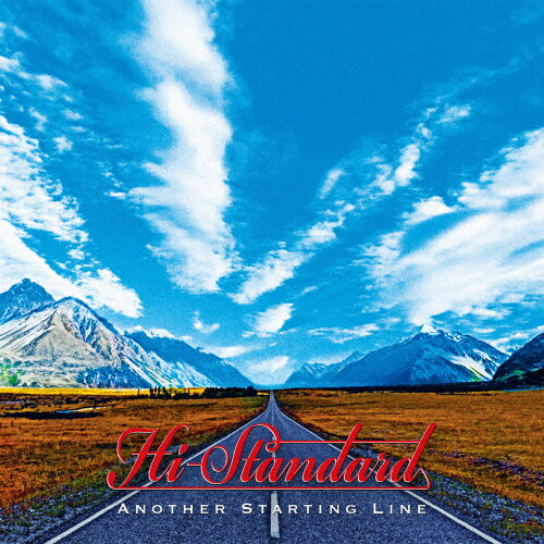 ANOTHER STARTING LINE/Hi-STANDARD[CD]【返品種別A】