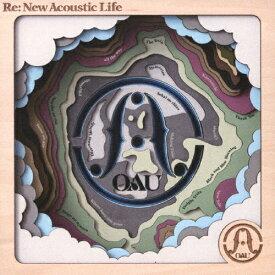 【送料無料】[枚数限定][限定盤]Re:New Acoustic Life(初回限定盤)/OAU[CD+DVD]【返品種別A】