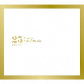 【送料無料】Finally(CD3枚組)/安室奈美恵[CD]【返品種別A】
