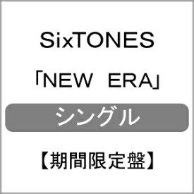 [期間限定][限定盤][先着特典付]NEW ERA(期間限定盤)/SixTONES[CD+DVD]【返品種別A】